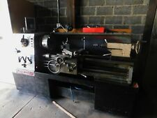 Clausing Colchester 17 Engine Lathe Dro And Tooling