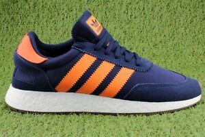 Details zu Adidas Originals I 5923 Sneaker Boost B37919 Blau Orange Herren Schuhe