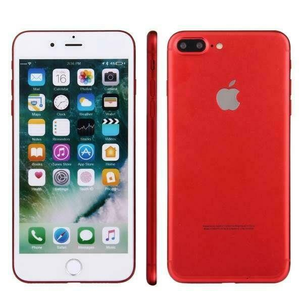 Apple iPhone 7 Plus (PRODUCT)RED 128GB (Unlocked) A1784 (GSM)