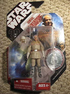 General McQuarrie STAR WARS 30th Anniversary Collection MOC #40