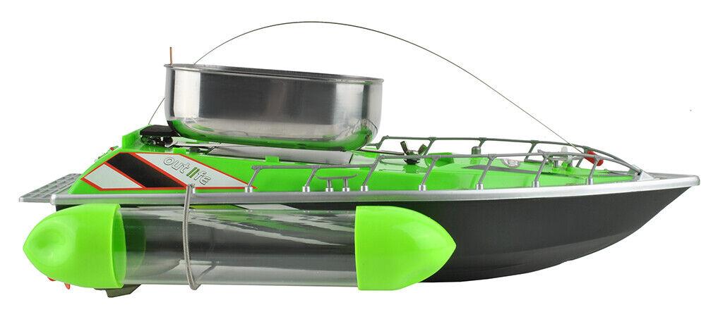 Fishfutter Barca Barca Barca Radiocouomodato fino a 300m 1,2kg 6050 627165