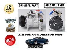 FOR BMW Z4 E89 18 20 28 sDRIVE  2011  NEW AC AIR CON CONDITION COMPRESSOR UNIT