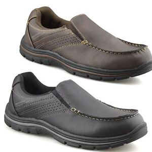 Driving Casual Walking Foam Mens On Loafers Slip Memory Moccasin aW84BFq