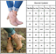 Women-Ankle-Short-Boots-Casual-Mid-Block-Flat-Heels-Chunky-Booties-Shoes-Size-10 thumbnail 9