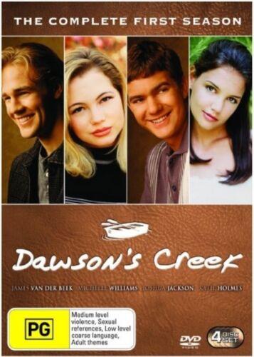 1 of 1 - DAWSON'S CREEK: THE COMPLETE SEASON 1 DVD R4 TV Series VGC