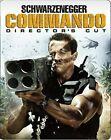 Commando Directors Cut Blu-ray DVD Region 2
