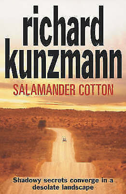 Salamander Cotton, Kunzmann, Richard, Very Good Book