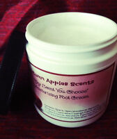 Any Scent You Choose - Shea Butter Foot Cream Moisturizing - 8 Oz