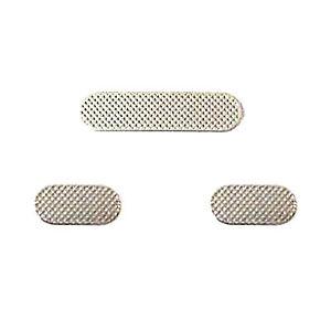 iPhone-4-4S-3G-3GSS-Staubschutz-Gitter-Staub-Schutz-Lautsprecher-Stuabnetz