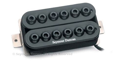 SEYMOUR DUNCAN INVADER HUMBUCKER NECK BLACK SH-8n