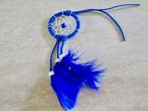 50 Handmade mini small dream catchers white  Dreamcatcher car mirror favor baby shower wedding favor Bride