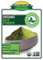 Pure Organic Kale Powder (2oz - 1lb)