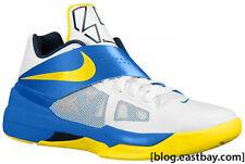 Nike Zoom KD 4 IV 'Entourage' GSW Warriors Size 11. 473679-102 Jordan Kobe
