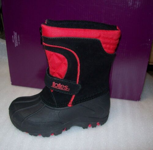 BOYS TODDLER TOTES KIDS TOTES TYLER COLD WEATHER BOOTS MULTIPLE SIZES NEW IN BOX