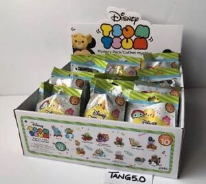 New-Disney-Tsum-Tsum-Series-10-Complete-Set-Of-12-Mystery-Stack-Pack-Carl-Potts