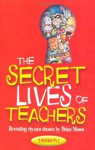 Very-Good-0330432826-Paperback-The-Secret-Lives-of-Teachers-Revealing-Rhymes-ch