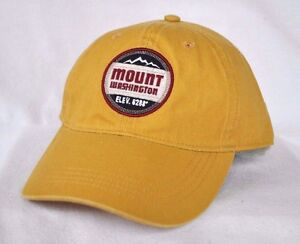 3aa82949238197 Image is loading MOUNT-WASHINGTON-Hiking-Backpacking-Ball-cap-hat-OURAY-
