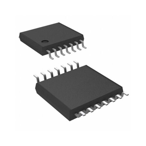 5PCS X MC14093BDTR2 IC GATE NAND 4CH 2-INP 14-TSSOP ON