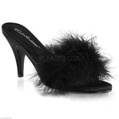 Fabulicious Amour- 03 Ladies Black Fur