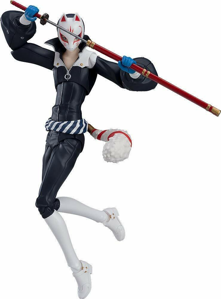 Max Factory Figma - Persona5 - Fox  Figure - 16cm  soutenir le commerce de gros