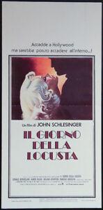CINEMA-locandina-IL-GIORNO-DELLA-LOCUSTA-sutherland-black-atherton-SCHLESINGER