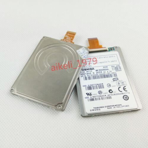 """Toshiba 1.8/"""" HDD MK3008GAL 30GB fr iPod Video Classic 5 5.5 6 7th Genreation"""