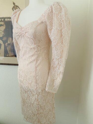 Gunne Sax Jessica McClintock lace dress - image 1