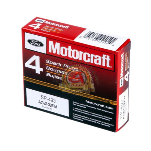 Set of 6 Ignition Coil /& 6 Motorcraft SP493 Spark Plugs For Ford Mazda Mercury