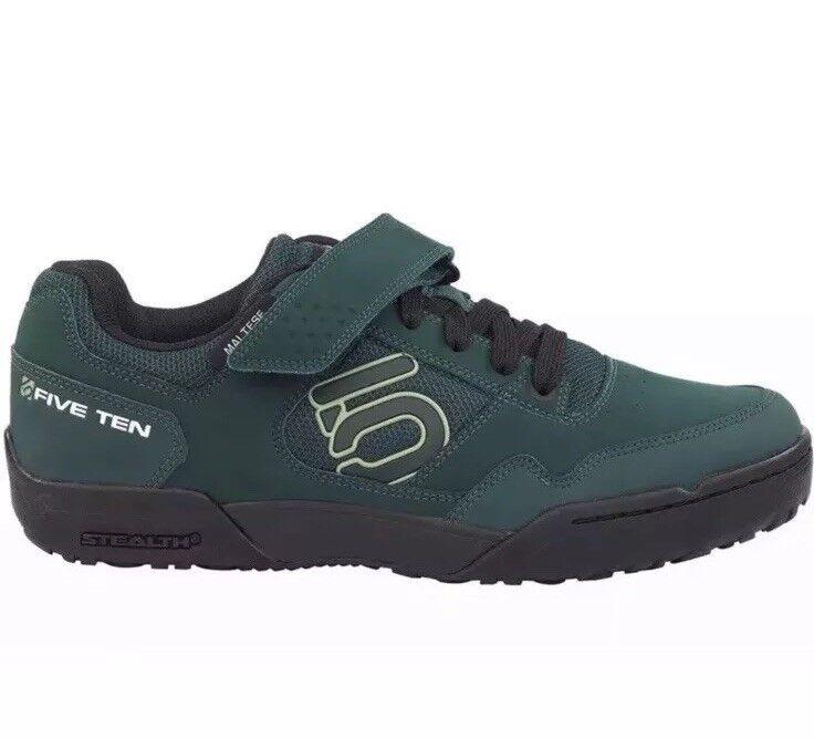 Five Ten Mens Maltese Falcon 5531 Ivy Green Mountain Biking shoes Size 8.5