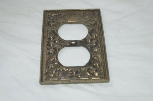 You Pick Type Vintage Brass Amerock Light Switch Outlet Receptacle Cover Plates