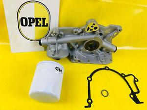 NEU-Olpumpe-Opel-Calibra-Vectra-B-Astra-F-G-Zafira-A-Omega-B-1-8-2-0-2-2-X20XEV