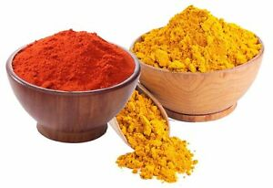 Authentic-Indian-Spices-Turmeric-amp-Red-Chilli-Powder-Combo-Pack-Haldi-amp-Mirchi