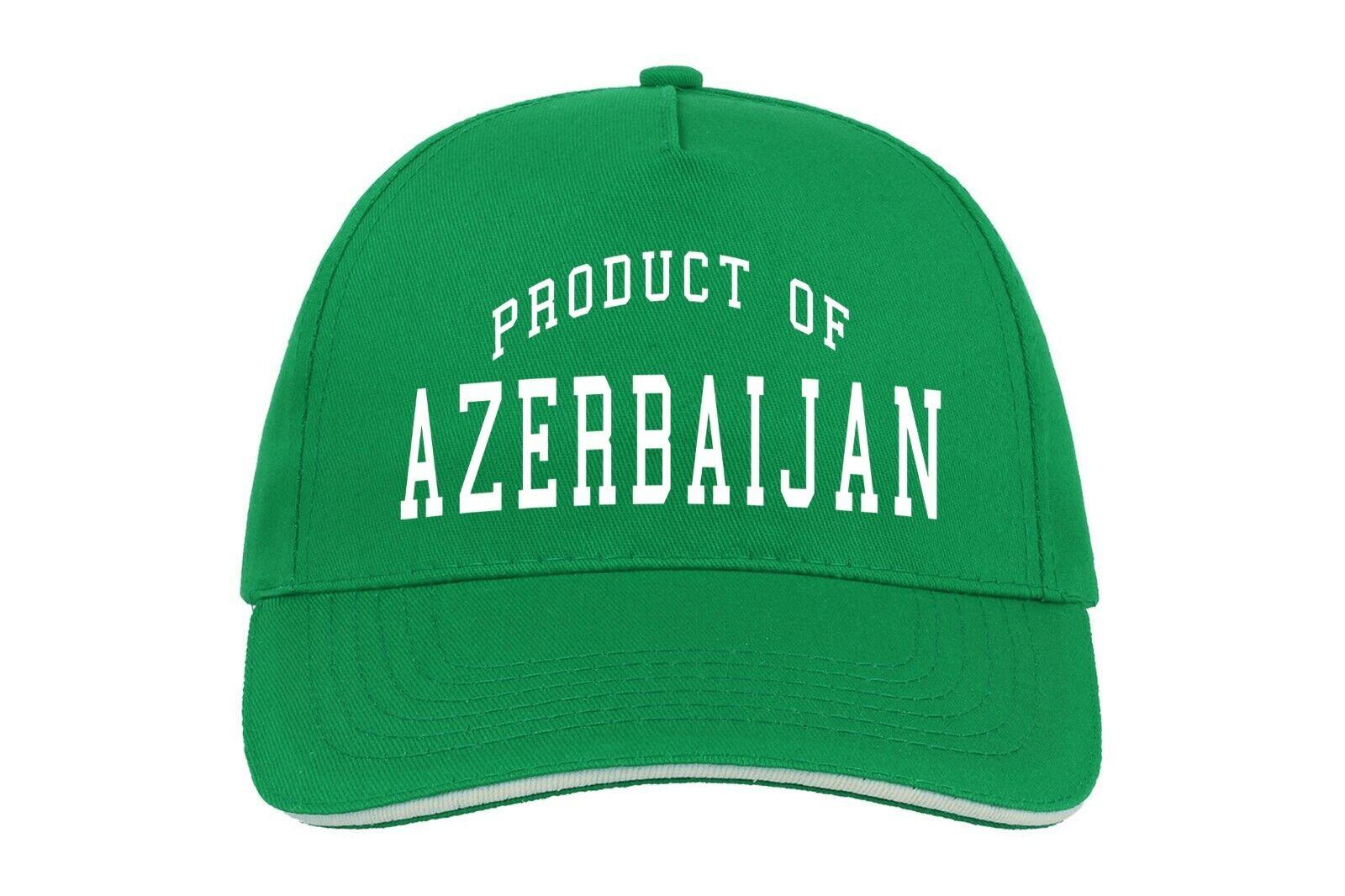 Aserbaidschan Produkt Von Baseballkappe Kappe Geburtstagsgeschenk Country