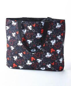 Disney Mickey Mouse Tote Bag Purse Ebay
