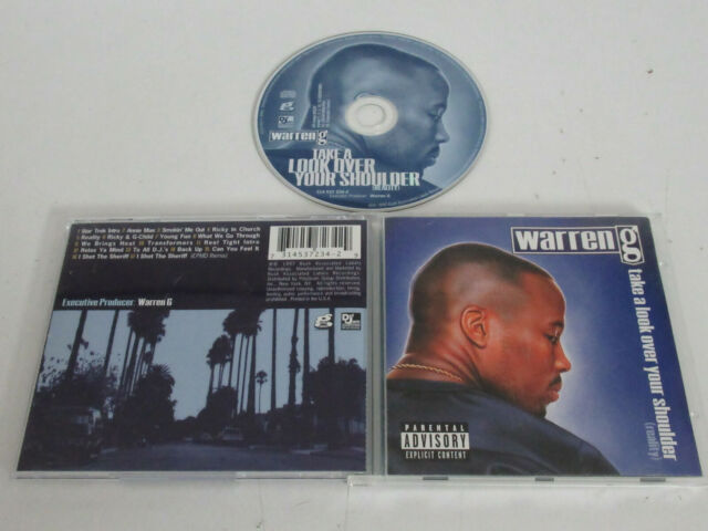 Warren G ‎– Take A Look Over Your Shoulder (Reality) / 314 537 234-2 CD ALBUM