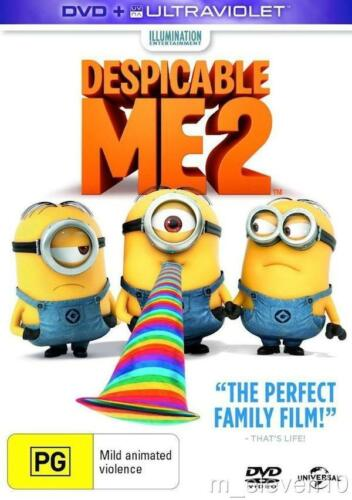 1 of 1 - DESPICABLE ME 2 : NEW DVD