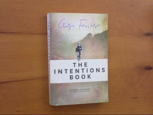 1 of 1 - The Intentions Book, Fenster, Gigi, Very Good
