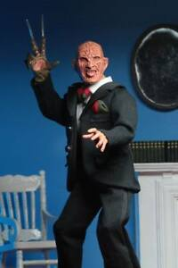 Nightmare-on-Elm-Street-3-Retro-Actionfigur-Tuxedo-Freddy-20-cm-NEU-amp-OVP