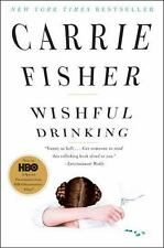 Wishful Drinking by Carrie Fisher (2009, Paperback)