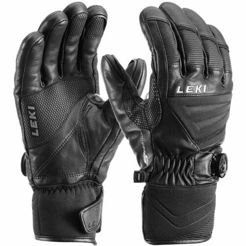 Leki Griffin Tune S Boa Leather Gloves Glove Mens Gloves