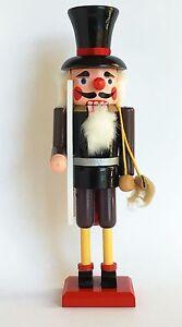 "14"" TALL Vintage Painted Wood Nutcracker CHIMNEY SWEEP ..."
