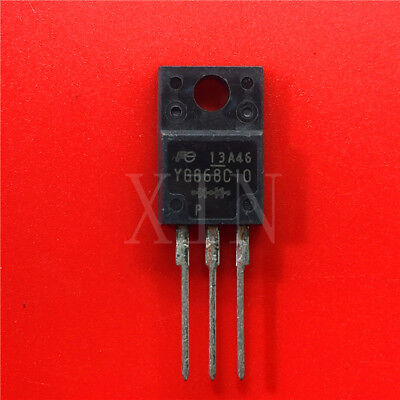 5pcs YG865C08R YG865C08 Schottky Barrier Diode TO-220F