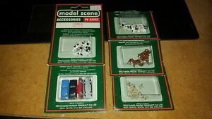 N-Gauge-Peco-Model-Scene-Accessories-COWS