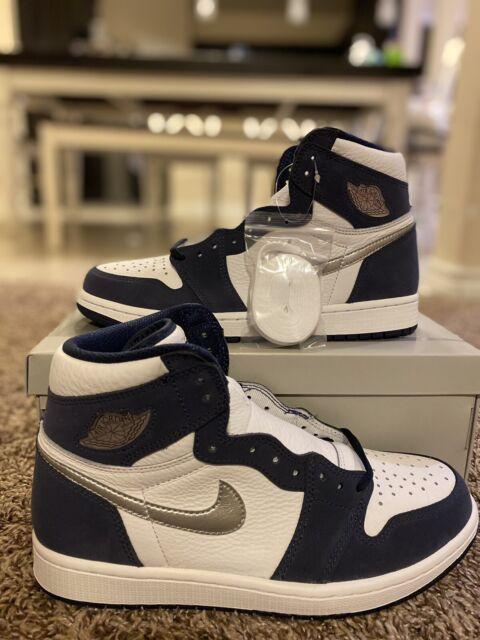 Size 8.5 - Jordan 1 Retro High co.JP Midnight Navy