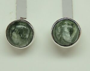 Edler-Sarphenite-Ohrstecker-925-Sterling-Silber-toller-Edelstein