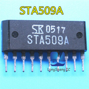 10PCS-STA509A-ZIP-new