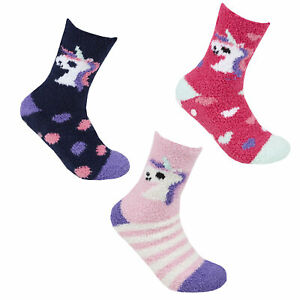 Ladies Cosy Socks With Anti Slip Grippers 41B399 By For Ever