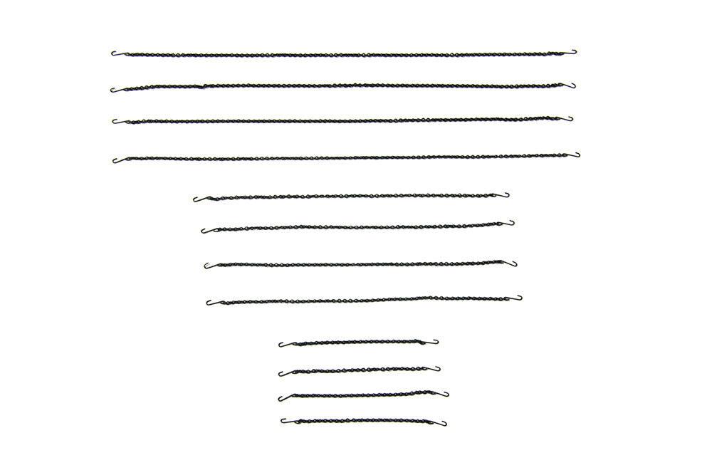 East Flatbed Trailer w  Bulkhead, Straps, Straps, Straps, Hooks & Chains  SCHNEIDER  1 50 Sword 784e7b