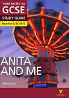 Anita and Me: York Notes for GCSE (9-1) by Pearson Education Limited (Paperback, 2016)