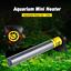 20-100W-Mini-Aquarium-Fish-Tank-Submersible-Water-Heater-Adjustable-AU-AL thumbnail 1